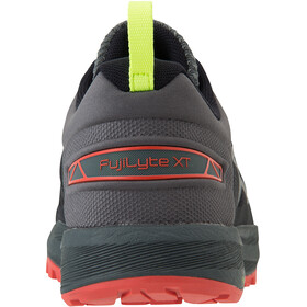 asics M's FujiLyte XT Shoes Dark Grey/Carbon